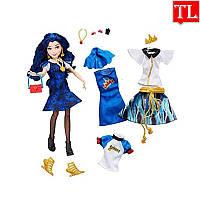 Кукла Наследники Дисней Эви с набором одежды / Disney Descendants Evie's Wicked Fashions