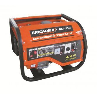 Бензогенератор Brigadier Professional BGP-25Н, 2.5 кВт