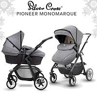 Универсальная коляска 2 в 1 Silver Cross Pioneer Exclusive Monomarque