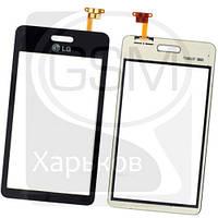 Тачскрин (сенсор) для LG GD510, черный, оригинал (Китай)