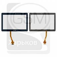 Тачскрин (сенсор) для SAMSUNG GT-N8000 Galaxy Note 10.1, GT-N8010 Galaxy Note 10.1, GT-P5100 Galaxy Tab 2, GT-P5110 Galaxy Tab 2, синий, 244 x 171 мм