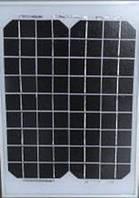 Solar board 20W 18V, солнечная панель, Монокристаллическая солнечная панель, Солнечная батарея 20W 18V (45*36)
