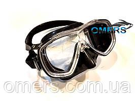 Маска Cressi Onda для плавания, черная