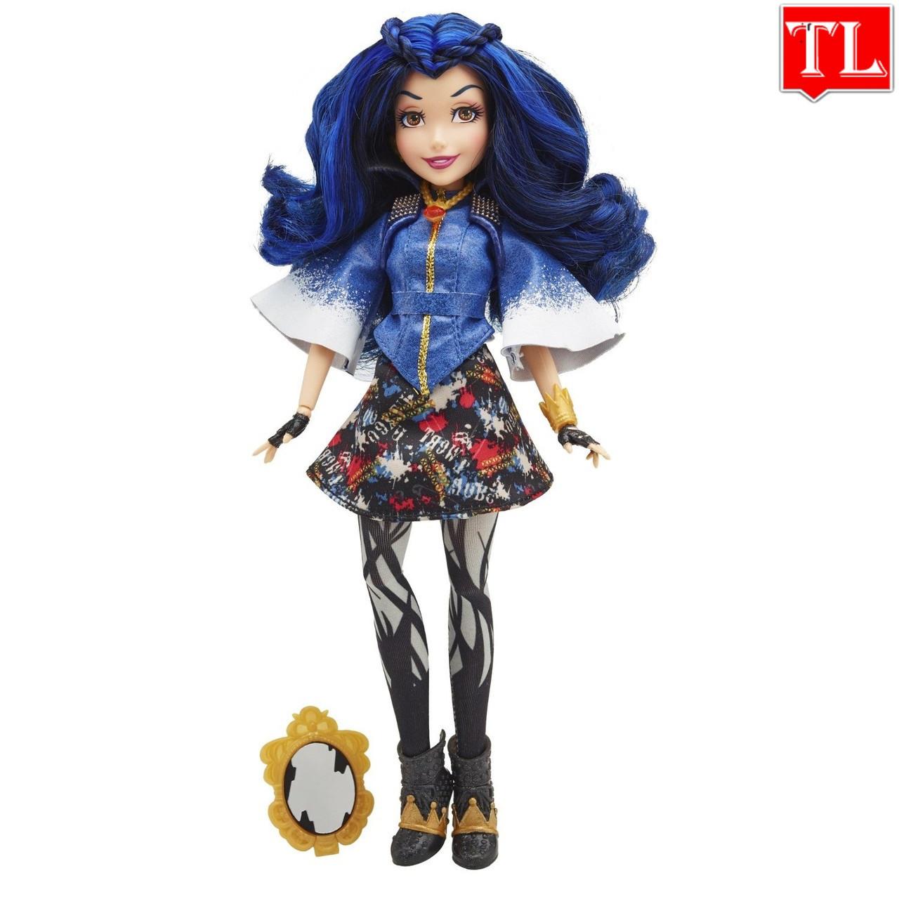 Лялька Спадкоємці Дісней Еві / Disney Descendants Villain Descendants Signature Evie