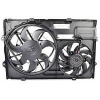 Вентилятор радиатора T5 03- (220W/ - 7J-5-015000)