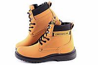 Зимние ботинки в стиле Timberland и CAT