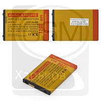 Аккумулятор (батарея) для LG C310, E720 Optimus Chic, GM750, GT540, GW550, GW620, GX200, GX300, GX500, P500, P520, Avalanche, 1200 mAh, Li-ion, 3.7 V