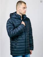 Зимняя куртка мужская (т-син)