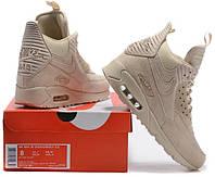 Зимові кросівки Nike Air Max 90 Sneakerboot 44,45 размеры, фото 1