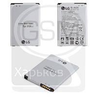 Аккумулятор (батарея) для LG MS330 K7, X210 K7, X210DS K7, K350E K8, K350N K8, BL-46ZH, 2125 mAh, Li-ion, 3.8 V