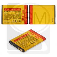 Аккумулятор (батарея) для NOKIA 3220, 3230, 5070, 5140, 5140i, 5200, 5300, 5320 XpressMusic, 5500 Sport, 6020, 6021, 6060, 6061, 6070, 6080, 6120