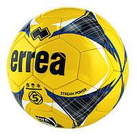 Мяч футбольный для соревнований Erreà STREAM POWER, FIFA Quality