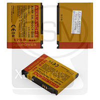 Аккумулятор (батарея) для SAMSUNG GT-i7500 Galaxy, GT-i8000 Omnia 2, GT-i900, GT-i9020 Google Nexus S, Avalanche, 1250 mAh