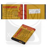 Аккумулятор (батарея) для SAMSUNG SGH-B100, SGH-B200, GT-B2100 Xplorer, GT-C3212 Duos, GT-C3300 Champ, GT-C5130, GT-C5212 Duos, GT-E1130, GT-E1170,