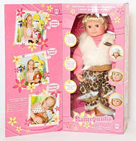 Интерактивная говорящая кукла Катеринка, фото 1