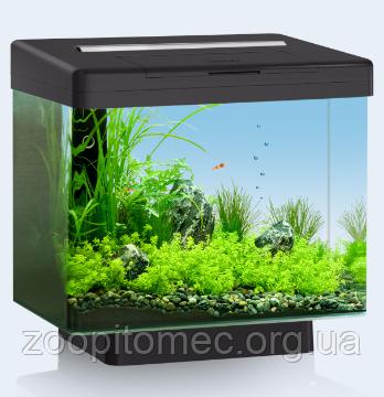 Аквариум Juwel (Джувел) Vio 40 LED, черный 30 литров LED освещение