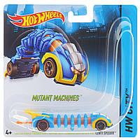 Машинка-мутант Hot Wheels - Centi Speeder, синяя  CGM83  BBY78