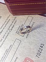 Кольцо Cartier Solitare розовое золото