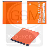 Аккумулятор (батарея) для XIAOMI Mi2A, BM40, 2030 mAh, 3.8 V, Li-Polymer