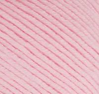 Турецкая пряжа Alize Merino Royal шерсть 100% светло-розовый №31