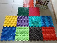 Ортопедический коврик пазл для детей Ортодон комплект из 11 пазлов