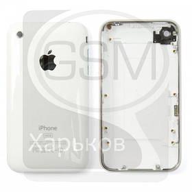 Корпус для APPLE iPHONE 3G 16 Гб, белый, (качество AAA)
