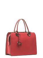 Стильная сумка-портфель женская кожаная в 2х цветах L-15828S