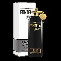Парфюмированная вода Fontela EDP for Men Crazed, 100 мл