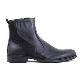 Ботинки кожаные m0024