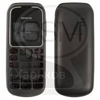 Корпус для NOKIA 1280, черный, (качество AAA)