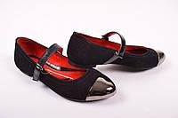 Туфли женские из натуральной замши TopaS 3027 Размер:37