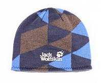 Теплая шапка Jack Wolfskin двухсторонняя