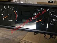 Панель приборов щиток Таврия 1102 Славута 1103 люкс электронный с тахометром Латвия оригинал