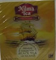 Чай черный Нилма пакетиках 100Х2 гр