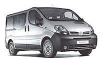 Кенгурятник Nissan Primastar