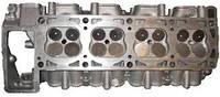 Головка блока Газель,Волга двигатель 405 с клапанами, прокладками и крепежем (производство ЗМЗ)