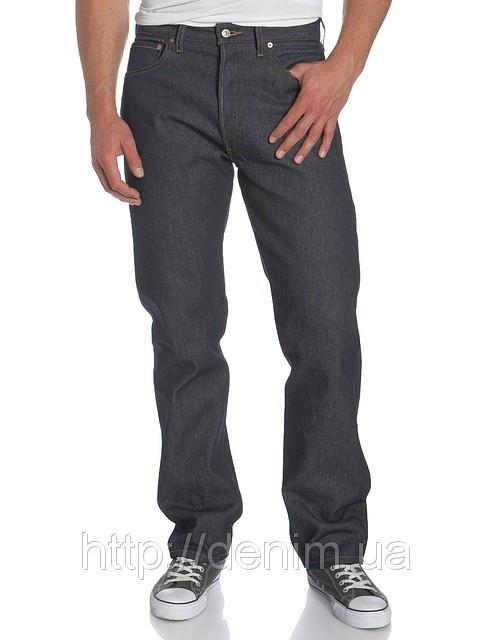 Подбираем джинсы Levi's 501 Shrink-To-Fit
