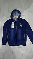 Джинсовые куртки для мальчиков подростковые,GRACE оптом