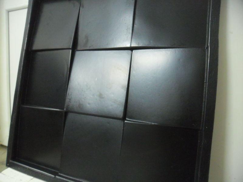 "Пластиковая форма для 3d панелей ""Рубик"" 45*45 (форма для 3д панелей из абс пластика)"
