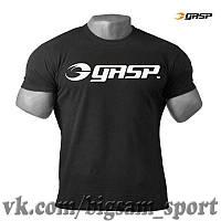 Спортивная футболка для бодибилдинга GASP