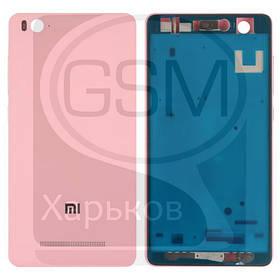 Корпус для XIAOMI Mi4c, розовый, оригинал (Китай)