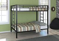 """Двухъярусная четырехместная кровать """"Дуос Люкс"""""""