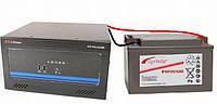 Преобразователь (инвертор) напряжения 12/220 INV EXA SL800 (640Вт) синус, фото 1