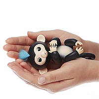 Интерактивная обезьянка Wow Wee, Черная, фото 1