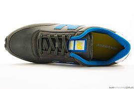Кроссовки New Balance серо-голубые оригинал, фото 3
