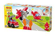 Игровой набор Ecoiffier Спасательный транспорт 3247