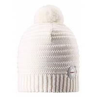 Зимняя шапка для девочки Reima 528553-0100. Размеры 50 - 56. , фото 1