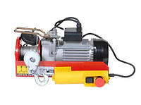 Лебедка электрическая 500/999кг Intertool GT1483