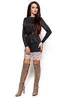 Платье трикотажное теплое Вегас, фото 1