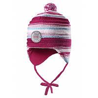 Зимняя шапка для девочки Reima 518437-3560. Размеры 46 - 52. , фото 1